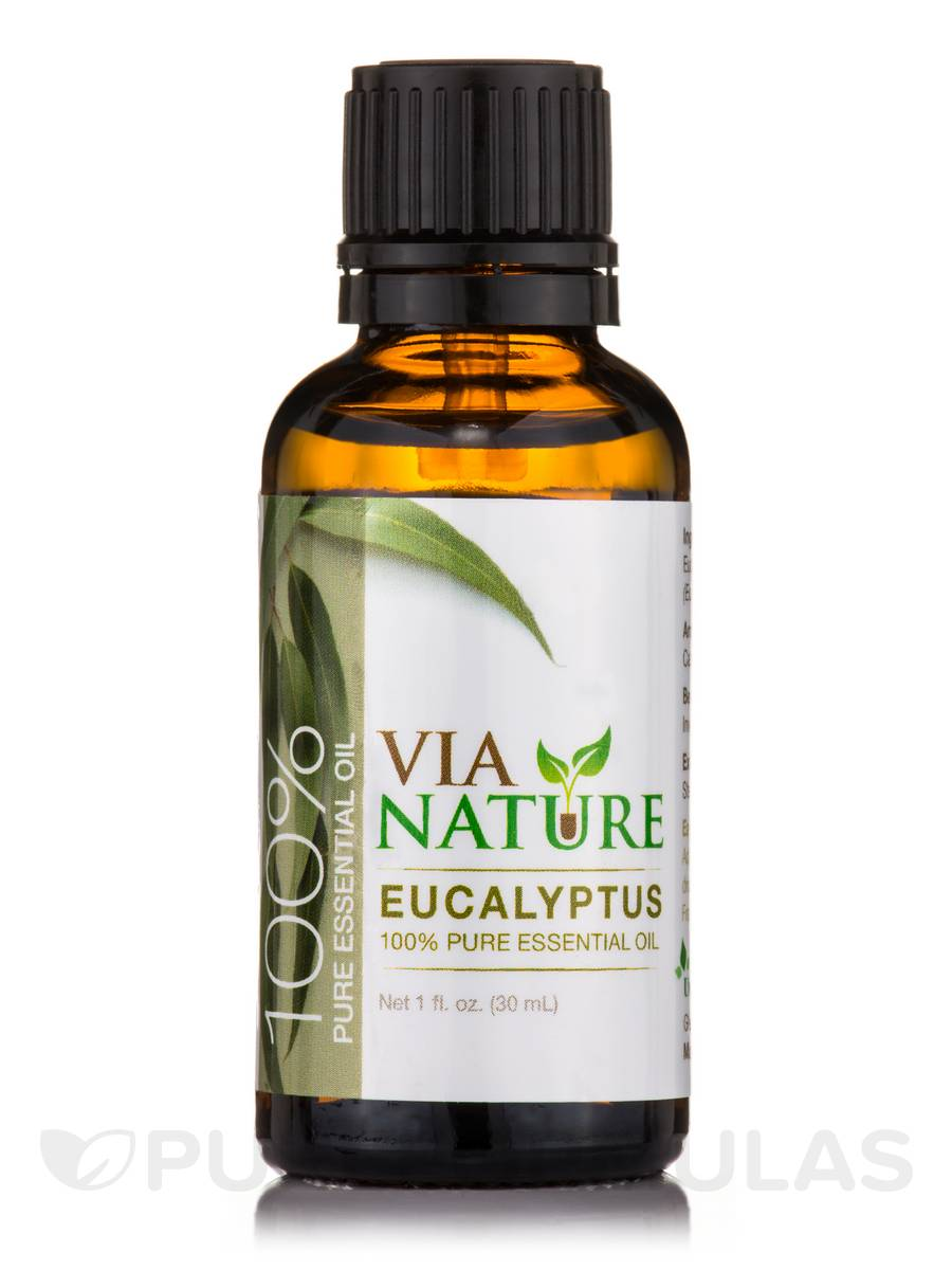 Essential Oil Eucalyptus - 1 fl. oz (30 ml)