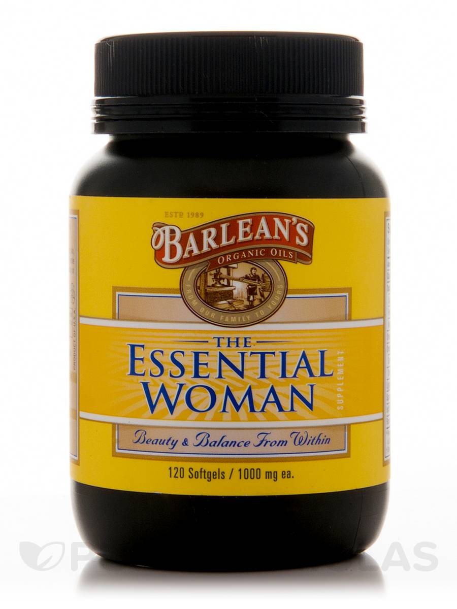 Essential Woman 1000 mg - 120 Softgels