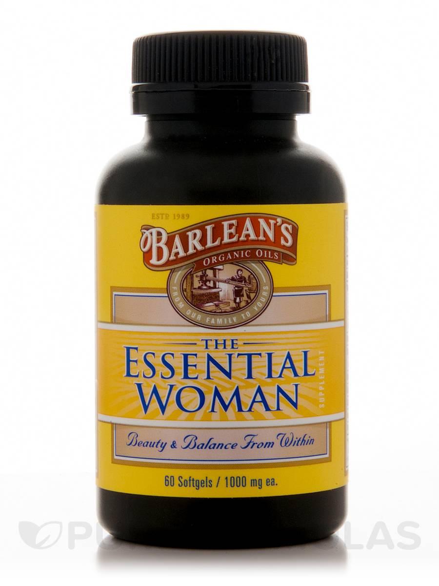 Essential Woman 1000 mg - 60 Softgels