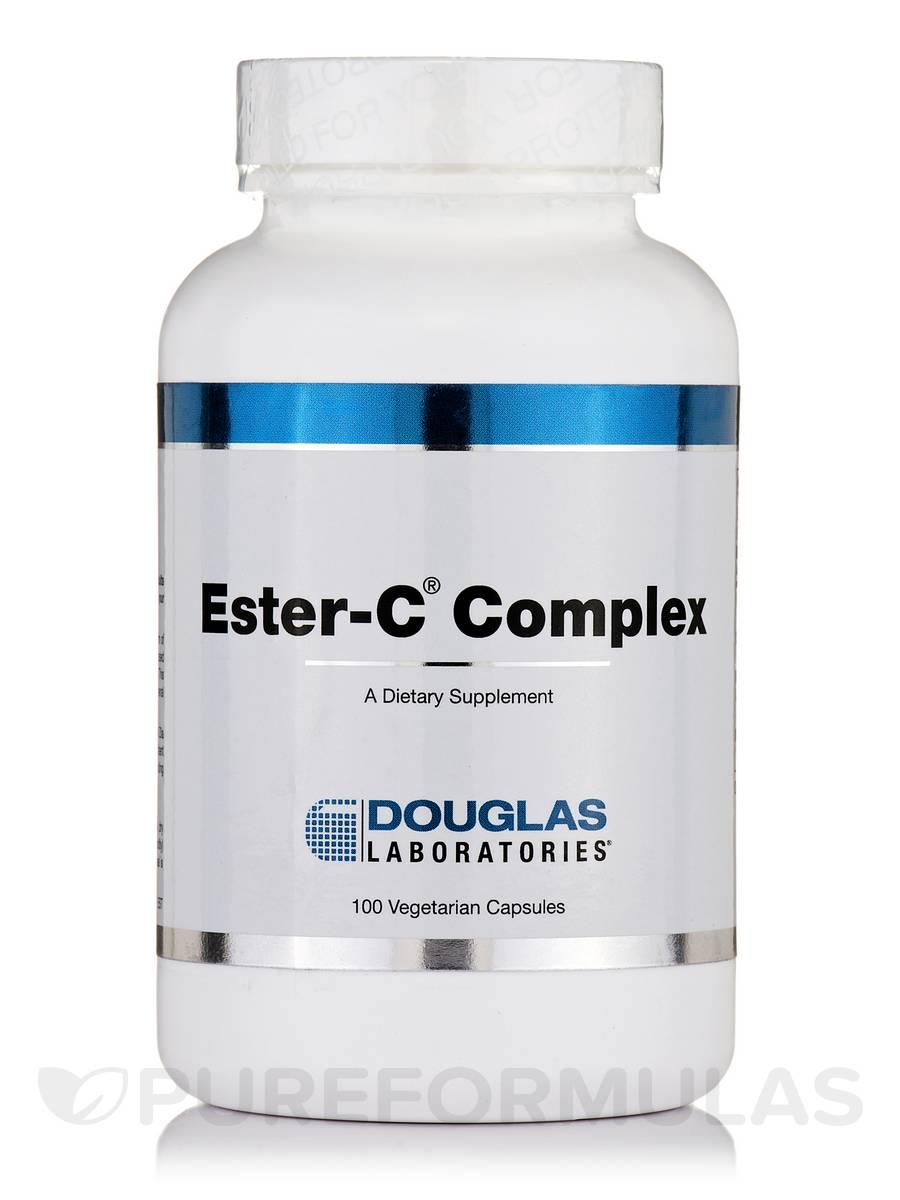 Ester-C® Complex - 100 Vegetarian Capsules