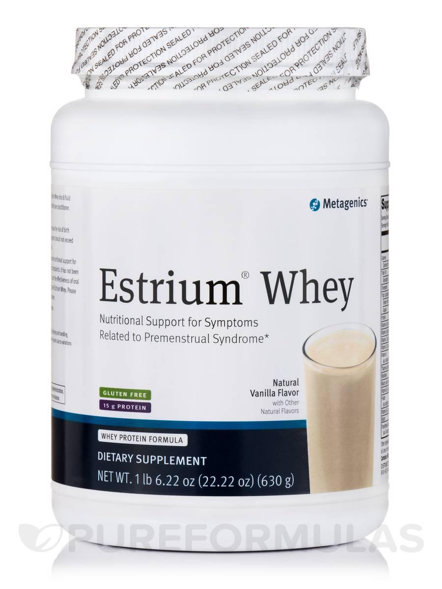 Estrium WHEY Natural Vanilla - 22.5 oz (630 Grams)