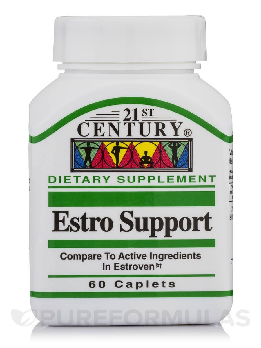Estro Support - 60 Caplets