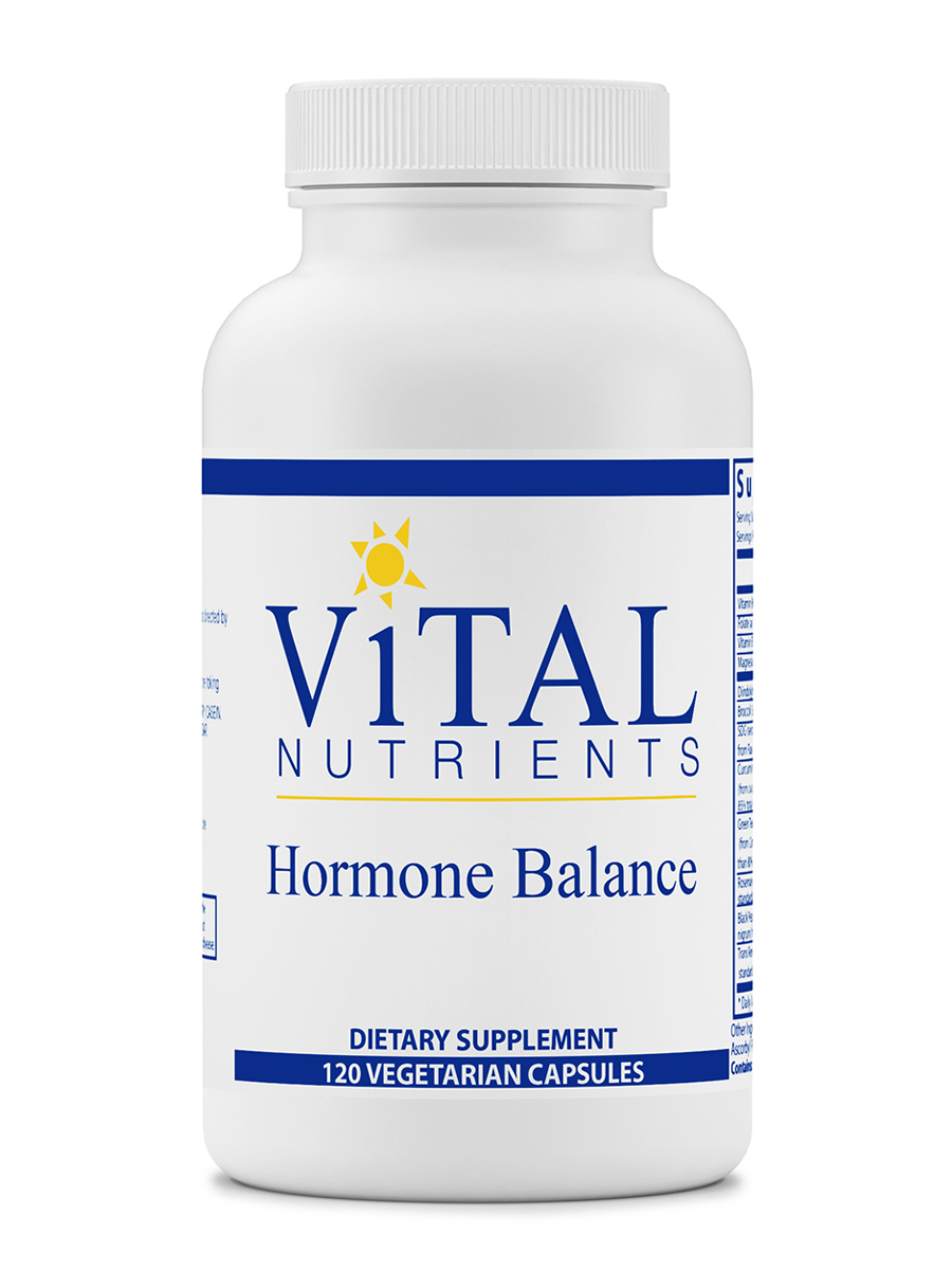 Hormone Balance - 120 Capsules