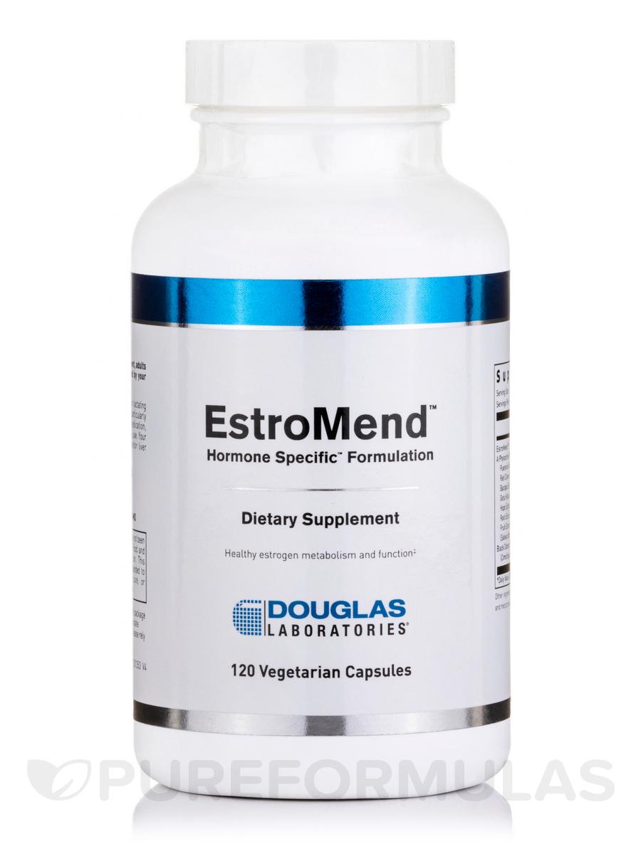 EstroMend™ - 120 Vegetarian Capsules
