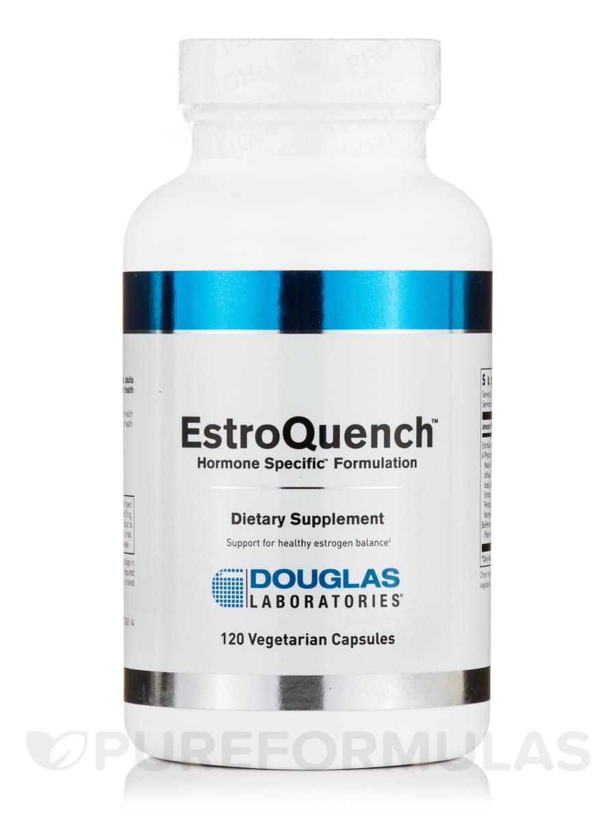 EstroQuench™ - 120 Vegetarian Capsules