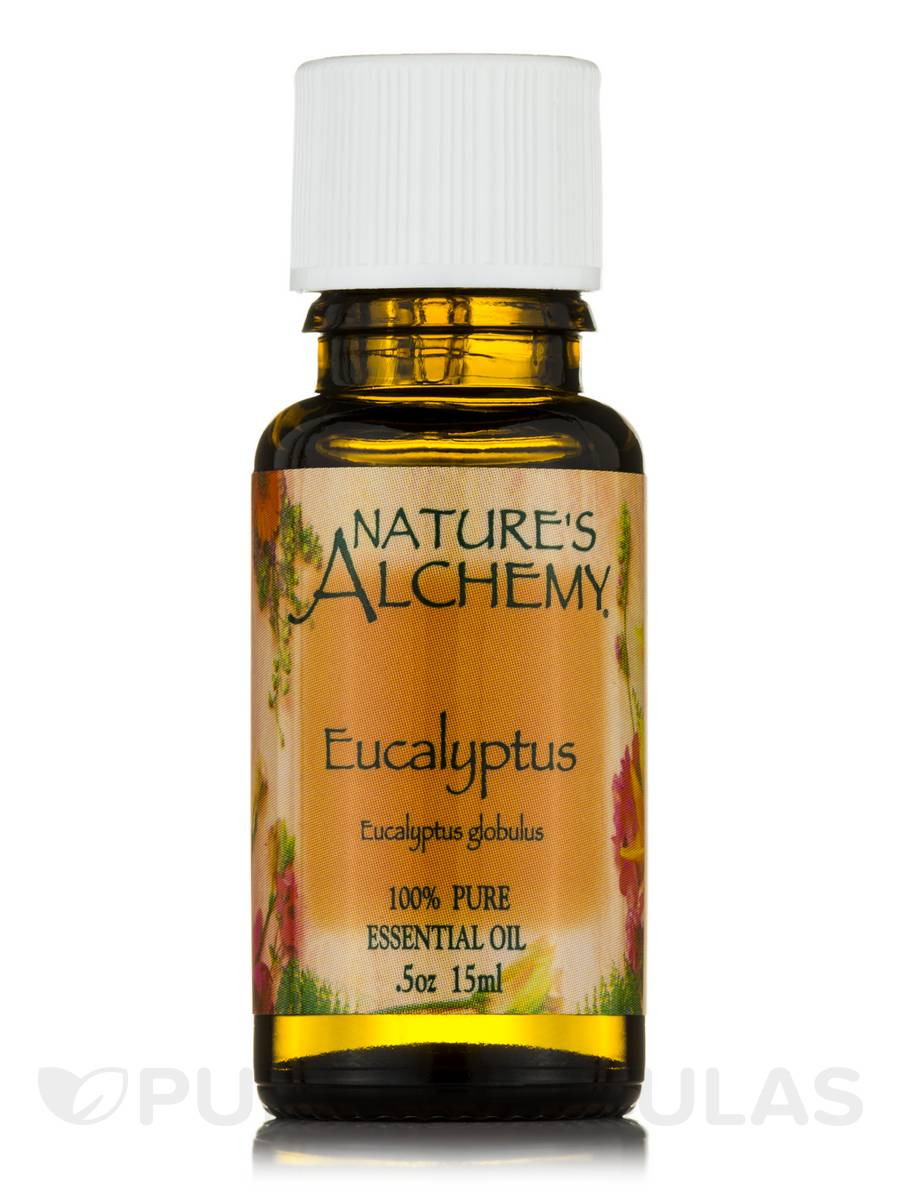 Eucalyptus Essential Oil - 0.5 oz (15 ml)