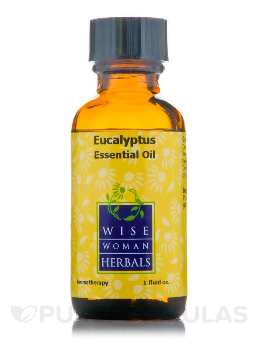 Eucalyptus Essential Oil - 1 fl. oz
