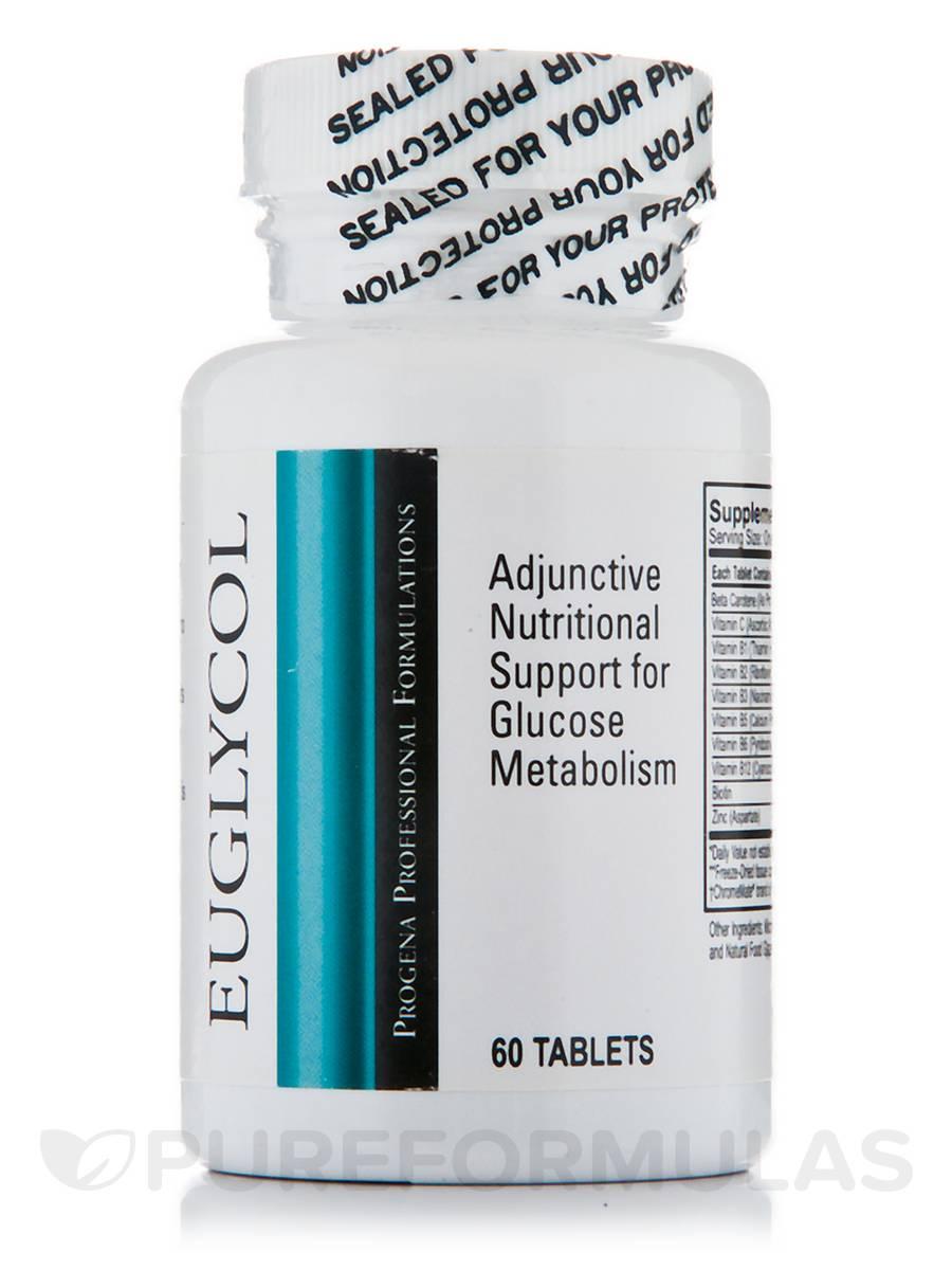 Euglycol - 60 Tablets