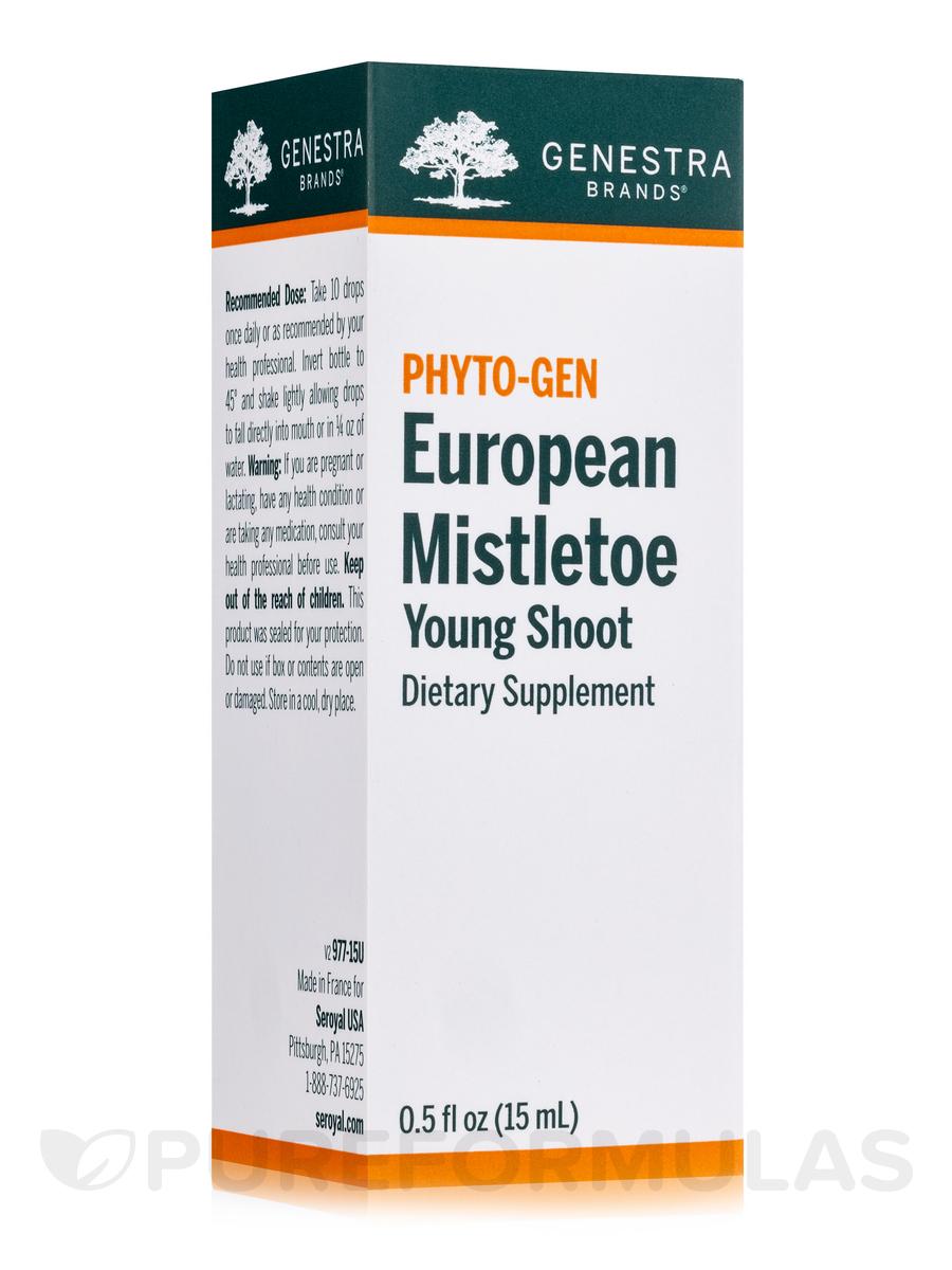 European Mistletoe Young Shoot - 0.5 fl. oz (15 ml)