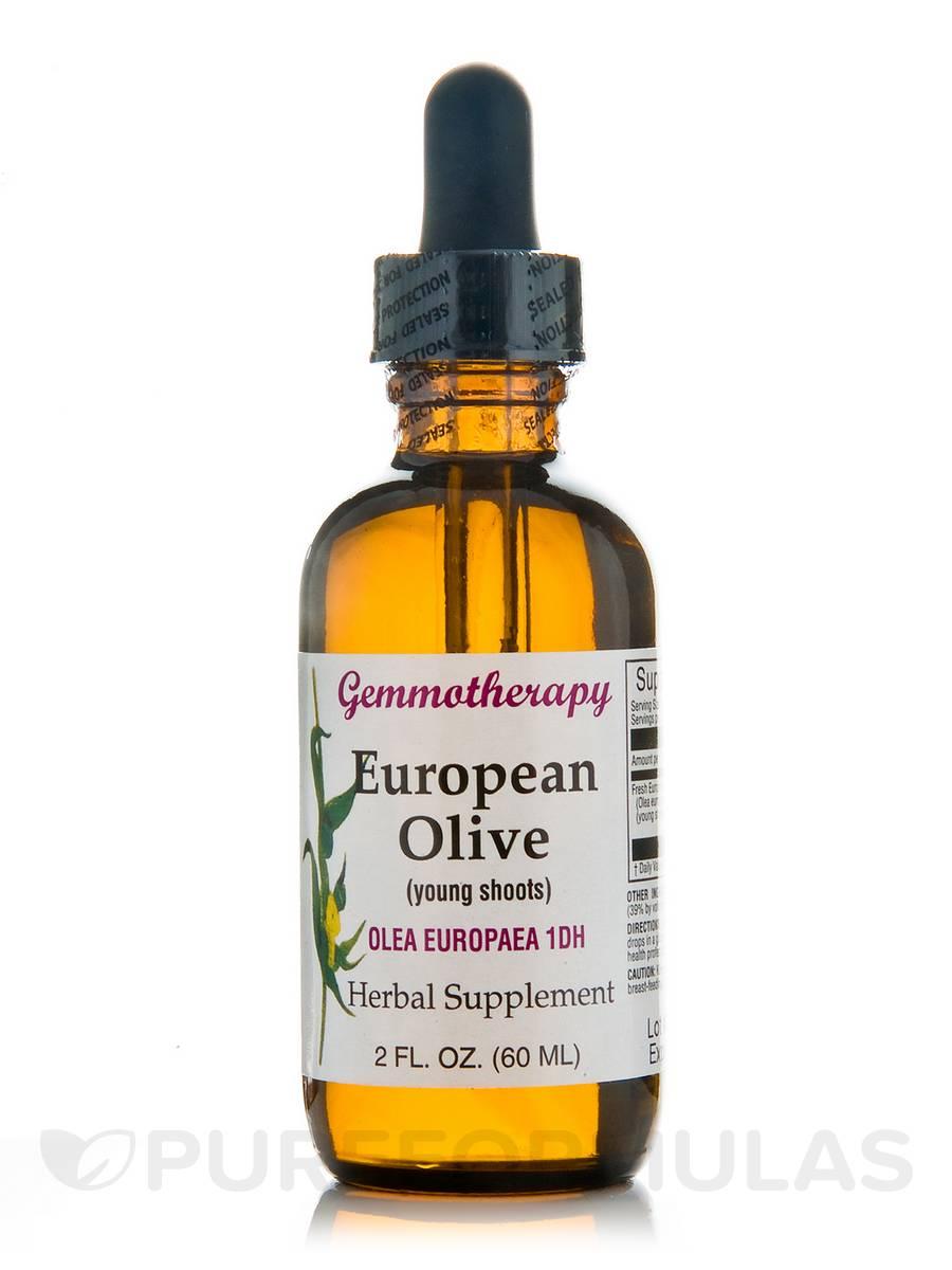 European Olive Olea Europaea 1DH - 2 fl. oz (60 ml)