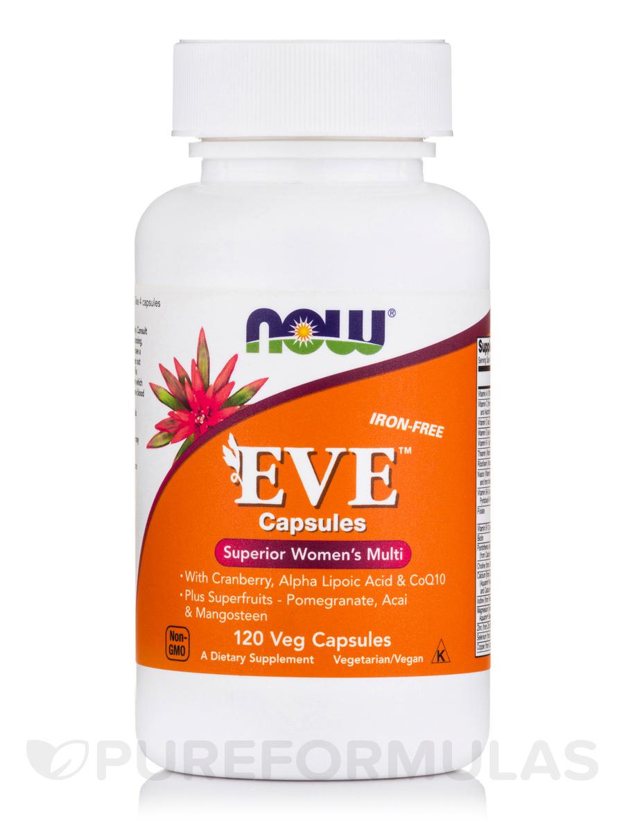 EVE™ (Superior Women's Multiple Vitamin) - 120 Veg Capsules