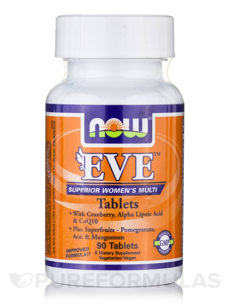 EVE™ (Superior Women's Multiple Vitamin) - 90 Tablets