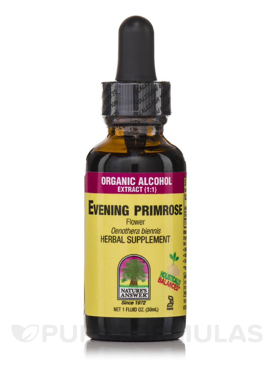 Evening Primrose Flower Oil Extract - 1 fl. oz (30 ml)
