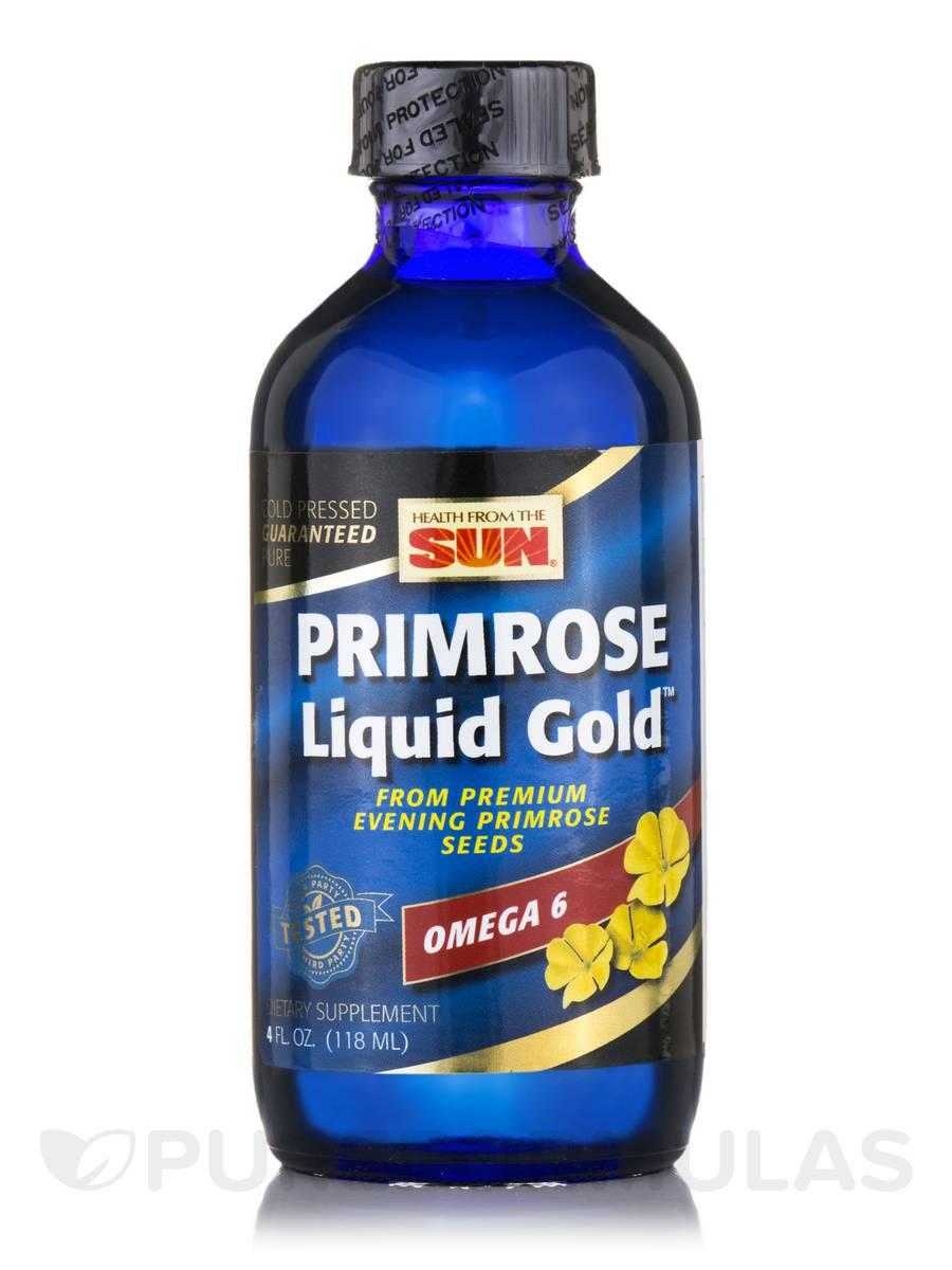 Evening Primrose Liquid Gold - 4 fl. oz (118 ml)