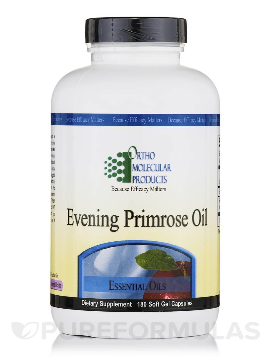 Evening Primrose Oil - 180 Soft Gel Capsules