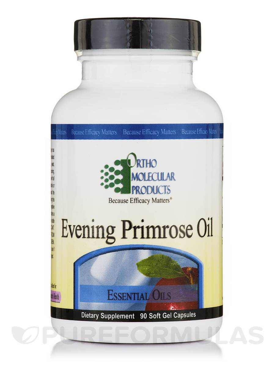 Evening Primrose Oil - 90 Softgel Capsules