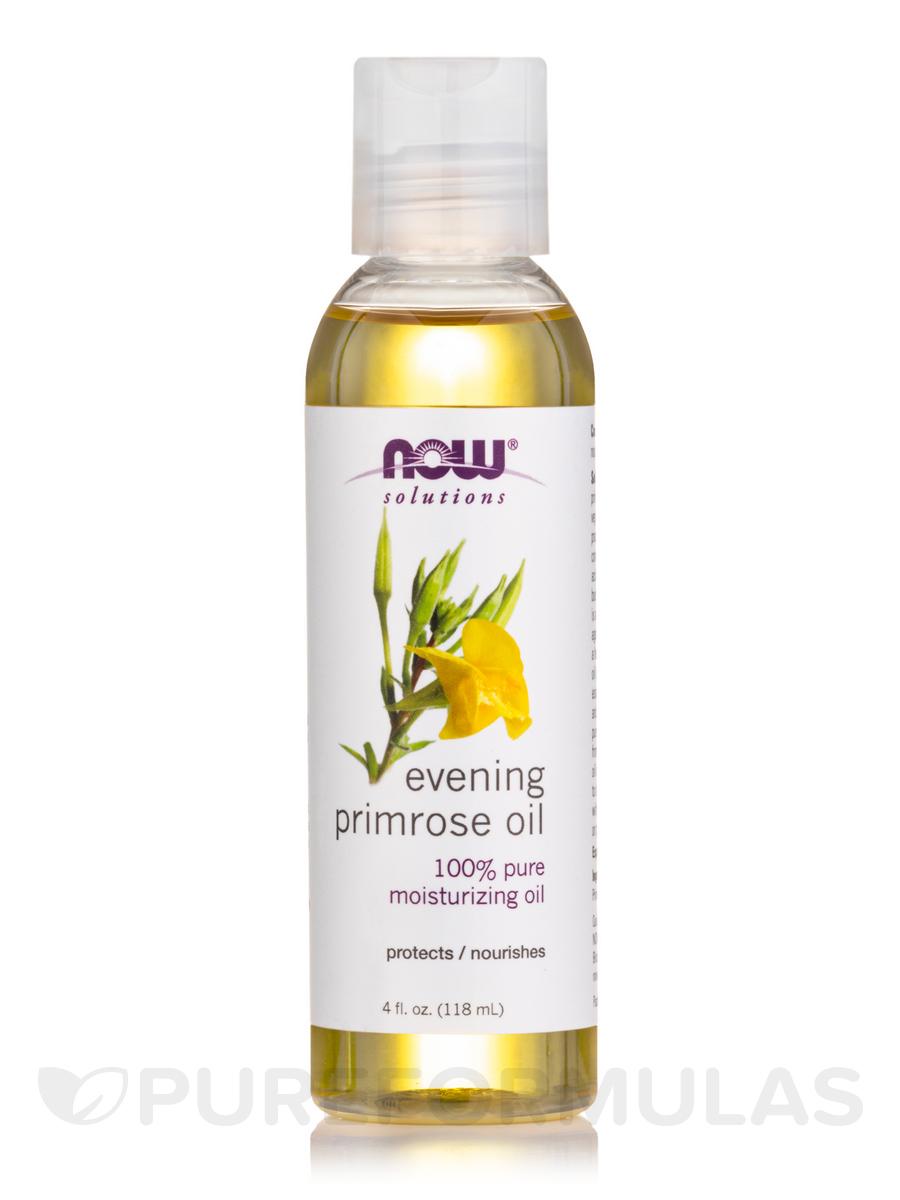 NOW® Solutions - Evening Primrose Oil - 4 fl. oz (118 ml)