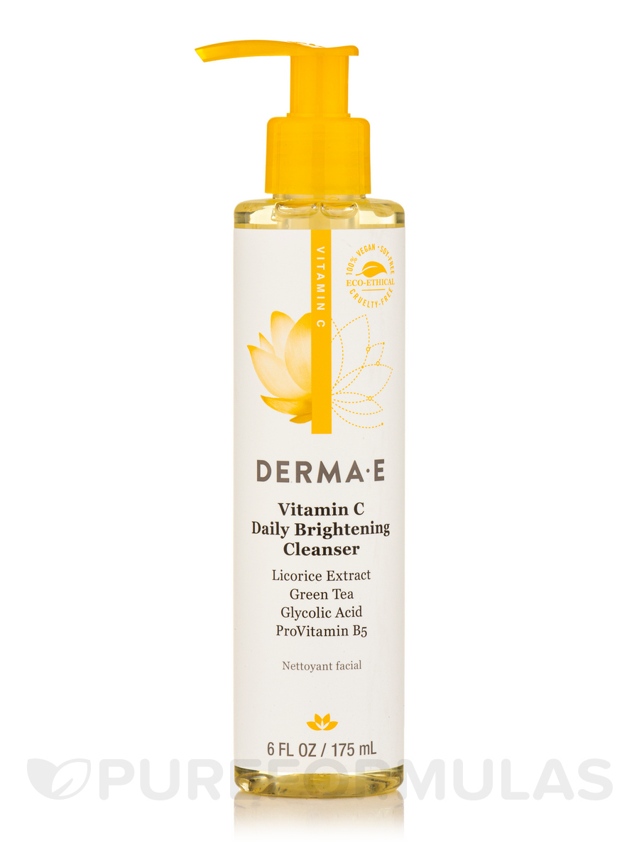 Vitamin C Daily Brightening Cleanser - 6 fl. oz (175 ml)