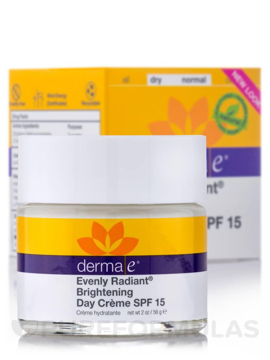 Evenly Radiant Day Cream SPF15 - 2 oz (56 Grams)