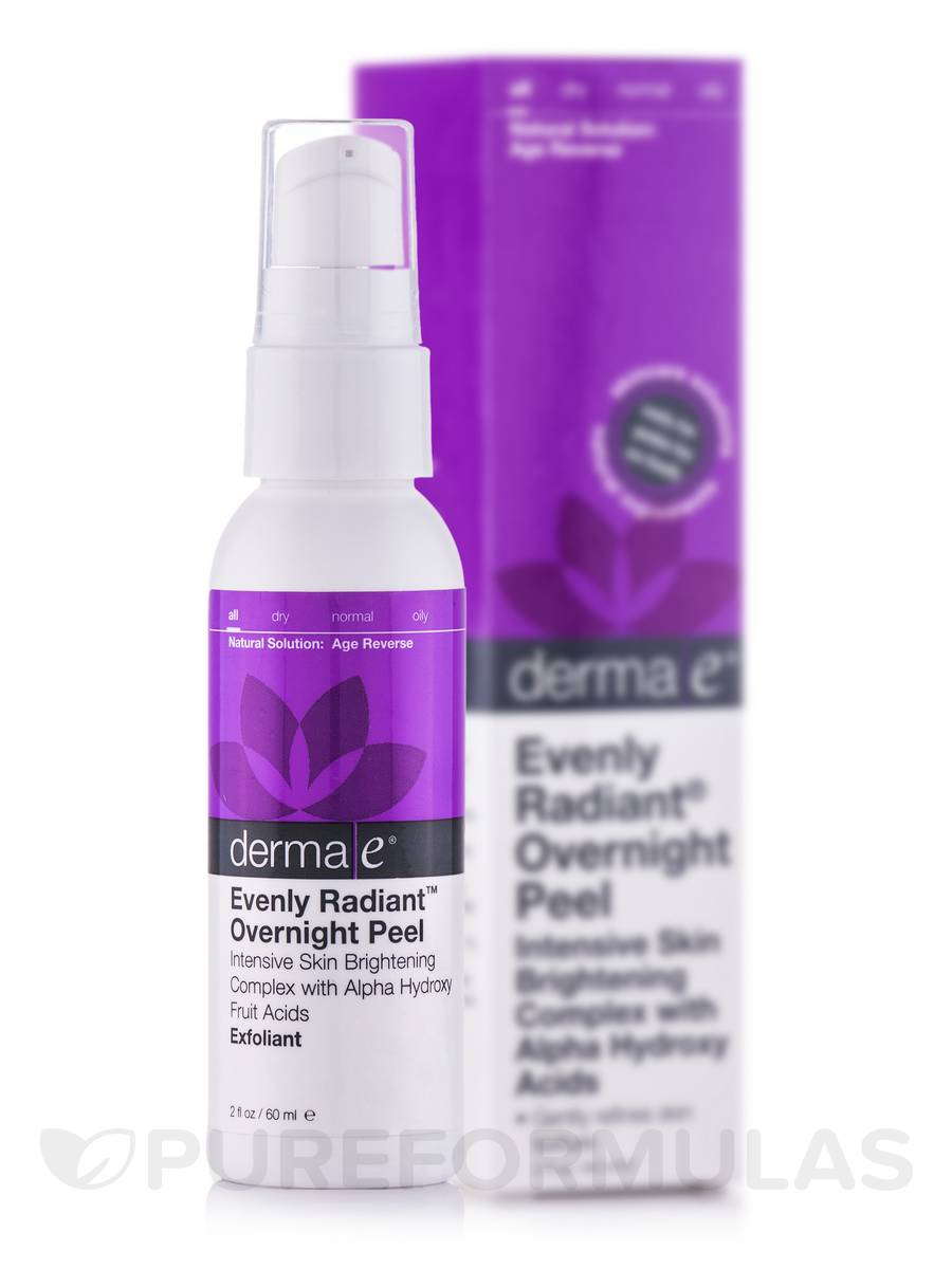 Evenly Radiant Overnight Peel - 2 fl. oz (60 ml)