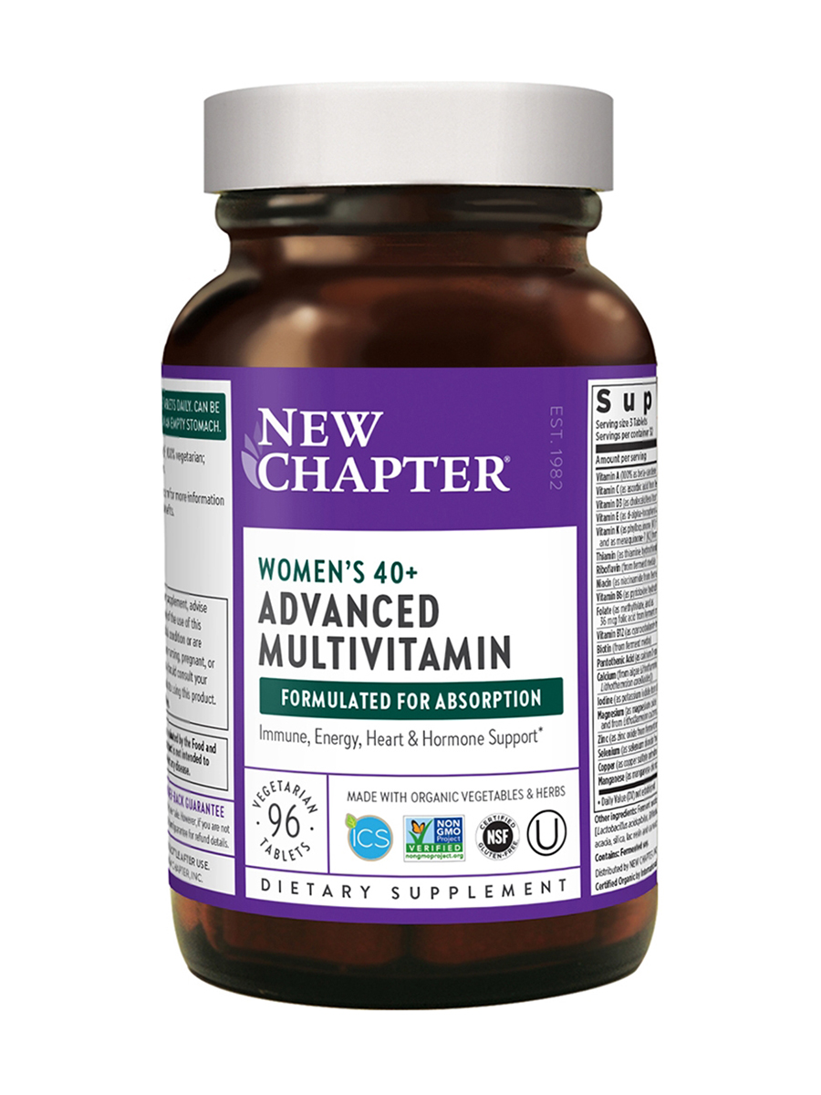 Every Woman® II Multivitamin 40+ - 96 Tablets