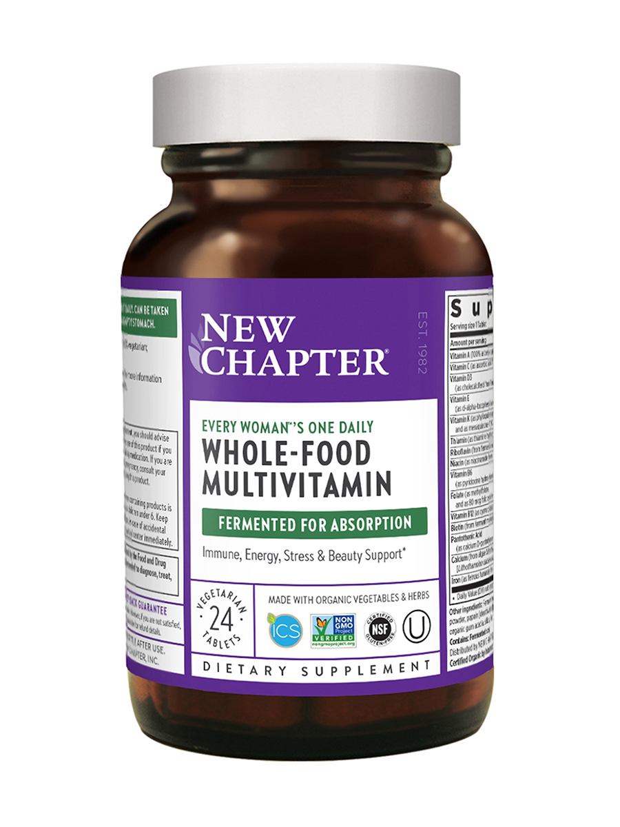 Every Woman®'s One Daily Multivitamin - 24 Tablets
