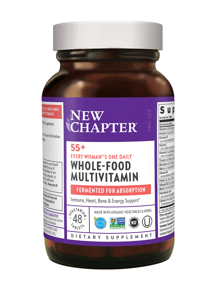 Every Woman™'s One Daily 55+ Multivitamin - 48 Tablets