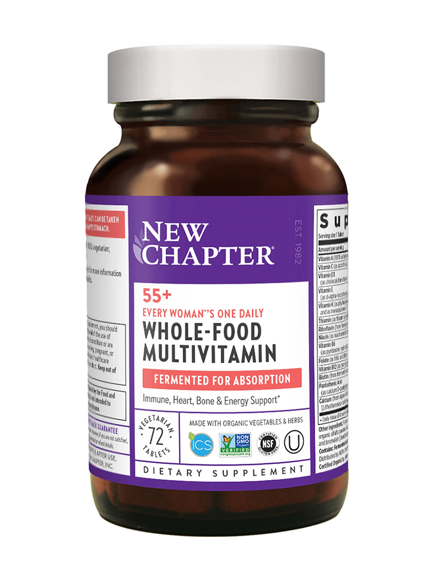 Every Woman™'s One Daily 55+ Multivitamin - 72 Tablets