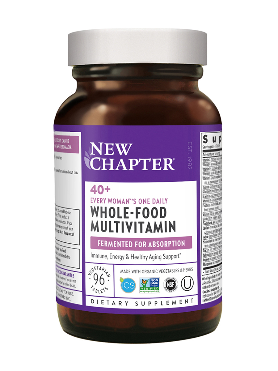 Every Woman™'s One Daily 40+ Multivitamin - 96 Vegetarian Tablets