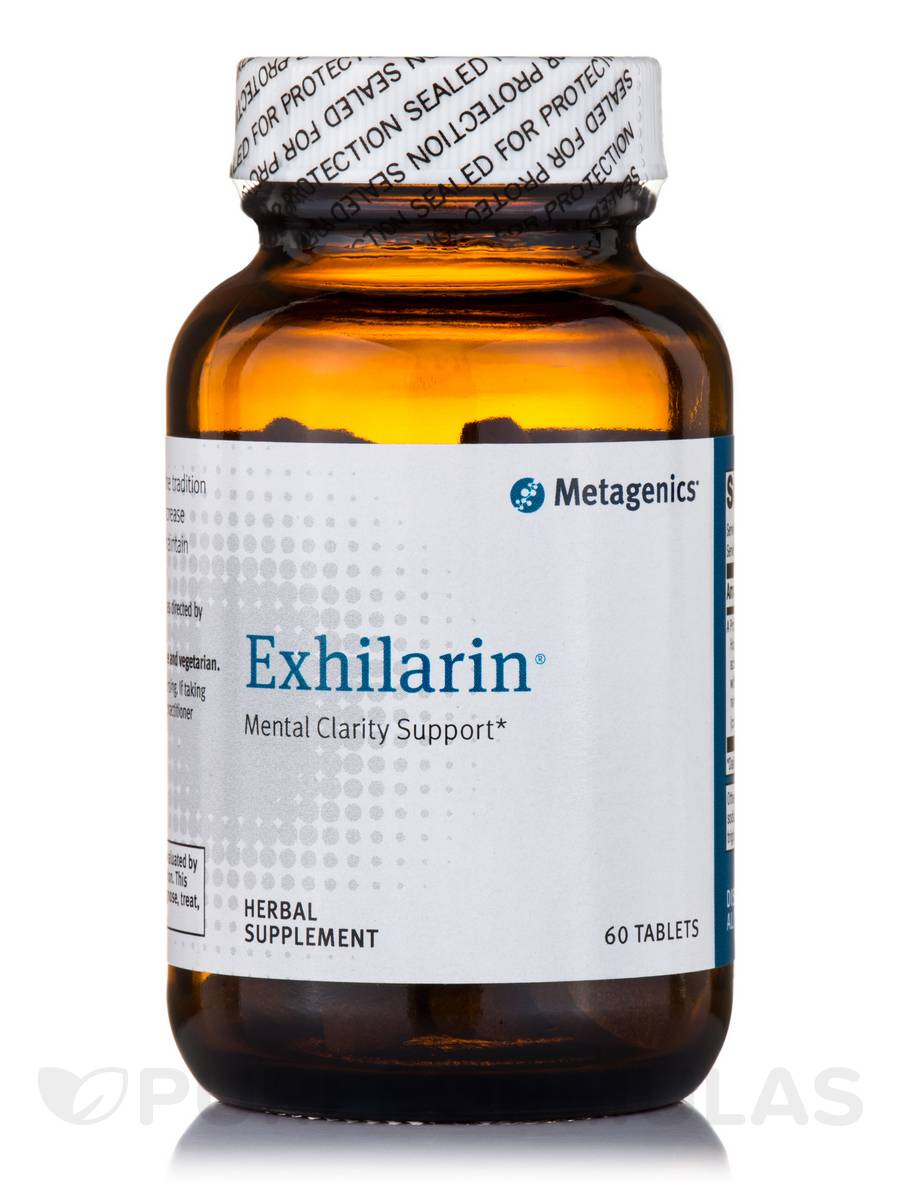 Exhilarin® - 60 Tablets