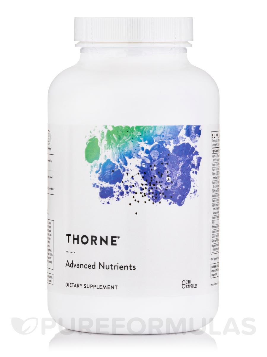 Extra Nutrients - 240 Capsules