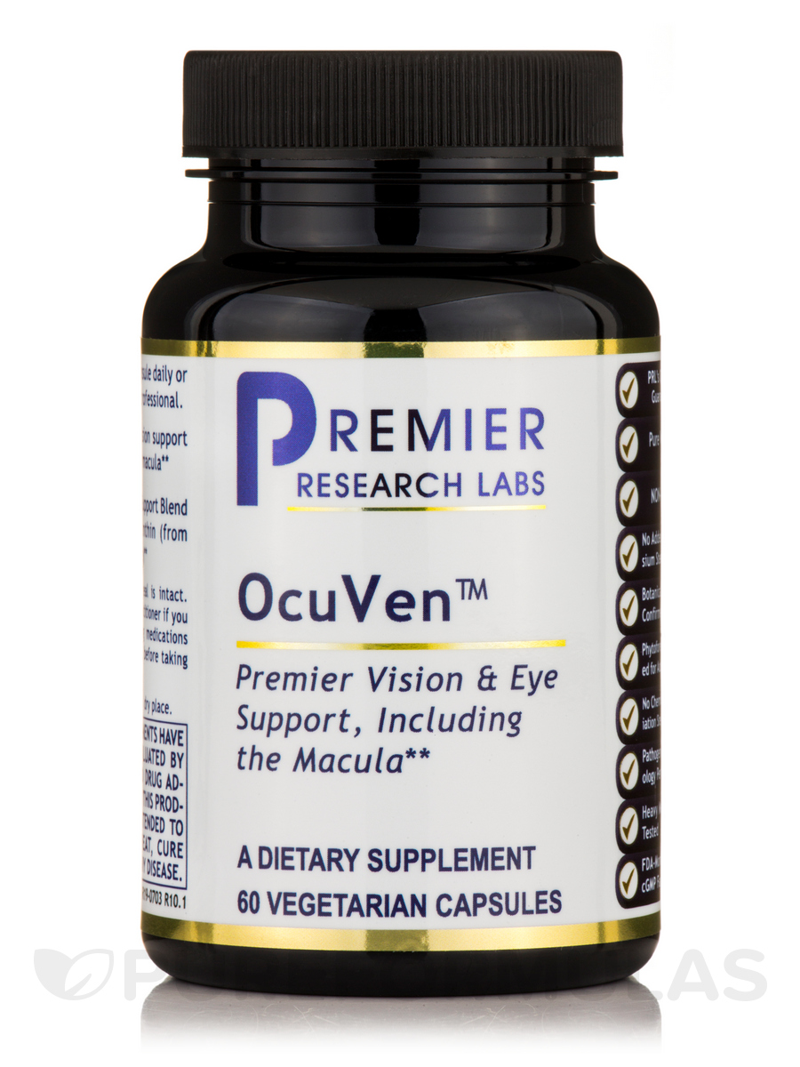 OcuVen - 60 Vegetable Capsules