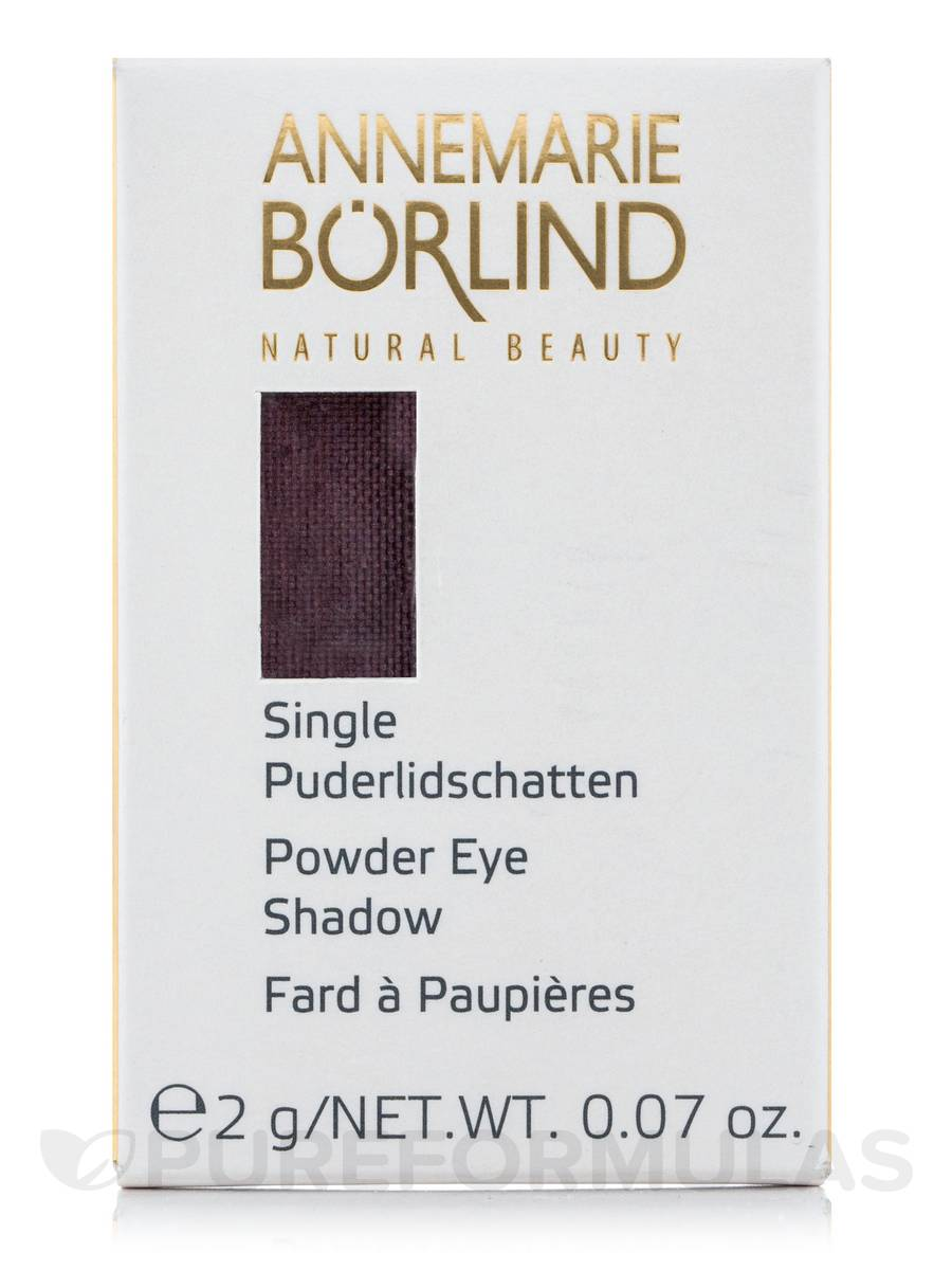 Powder Eye Shadow Single - Plum - 0.07 oz (2 Grams)