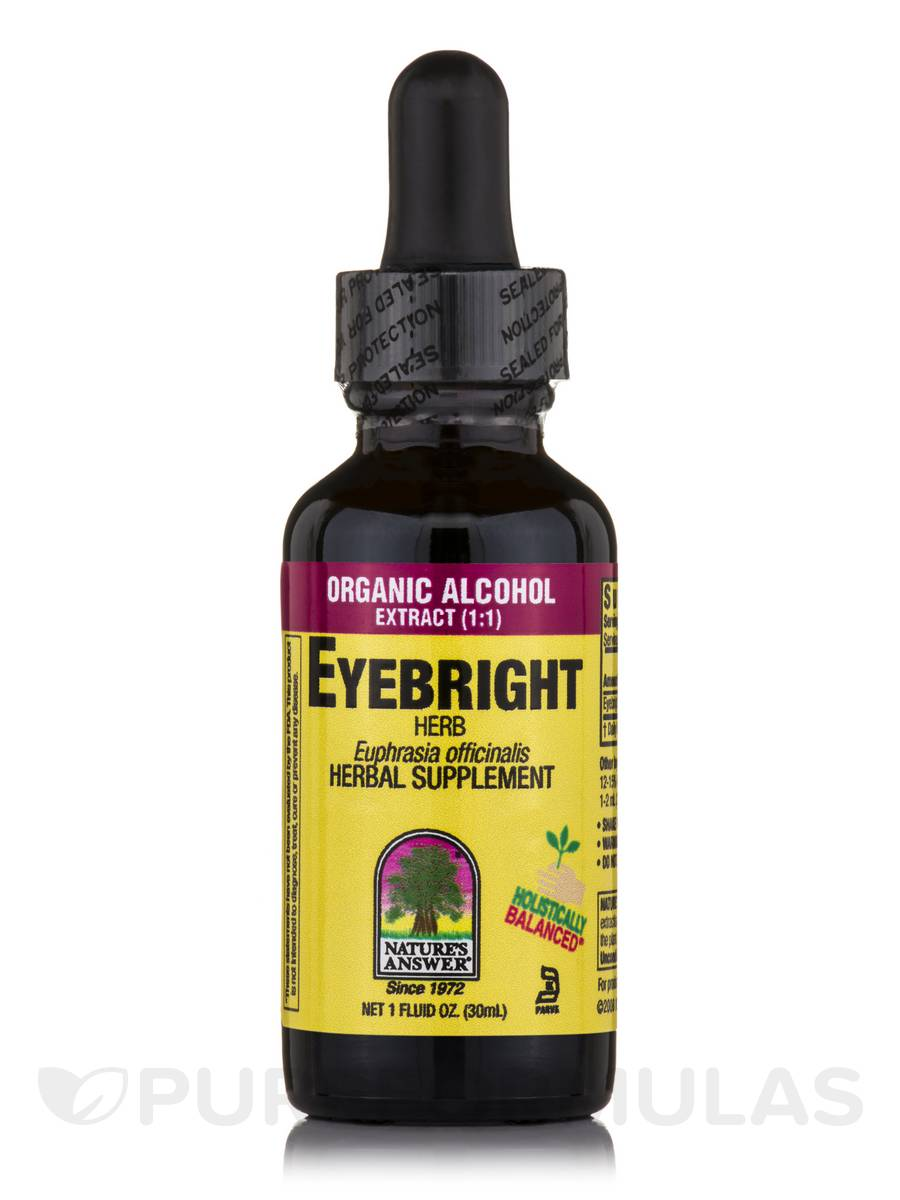 Eyebright Herb Extract - 1 fl. oz (30 ml)