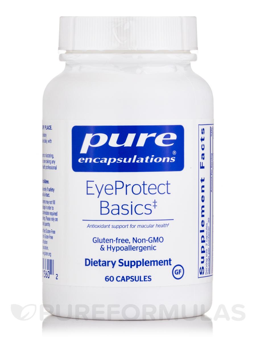 EyeProtect Basics - 60 Capsules