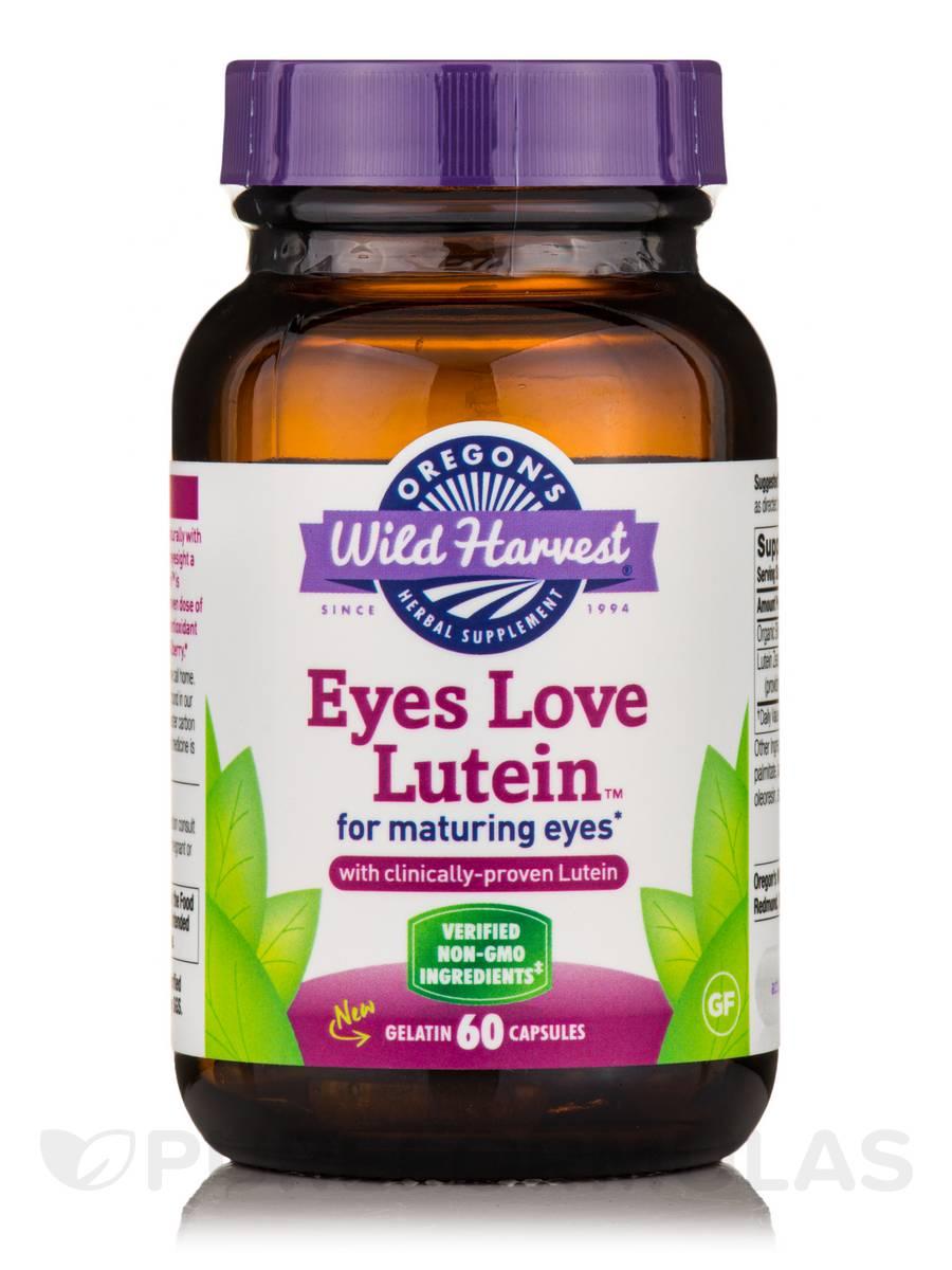 Eyes Love Lutein™ - 60 Vegetarian Capsules