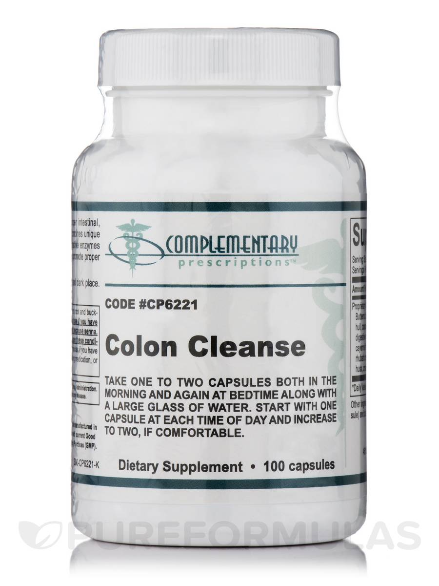 Colon Cleanse - 100 Capsules