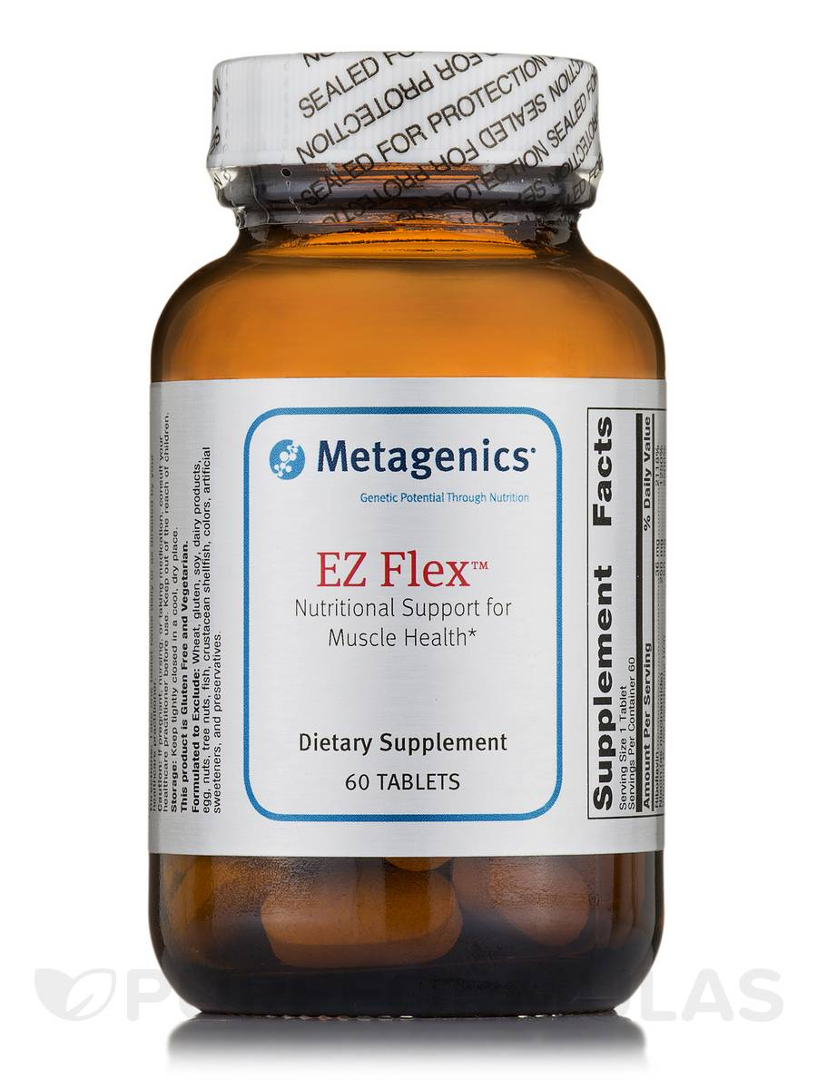 EZ Flex - 60 Tablets