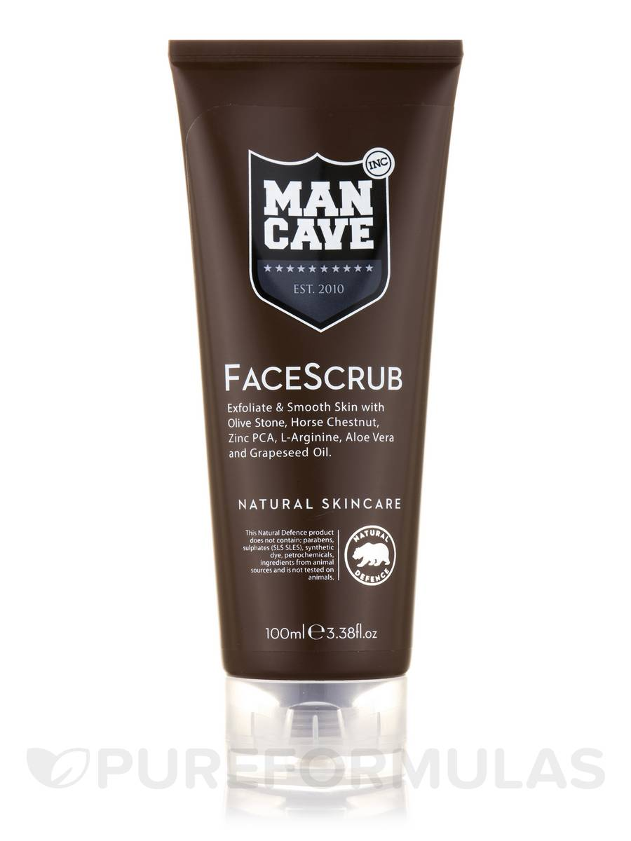 Face Scrub - 3.38 fl. oz (100 ml)