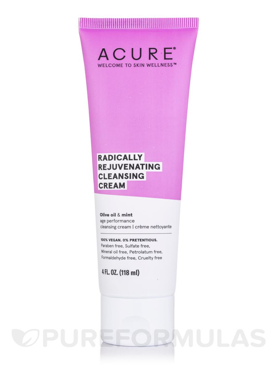 Radically Rejuvenating Cleansing Cream - 4 fl. oz (118 ml)