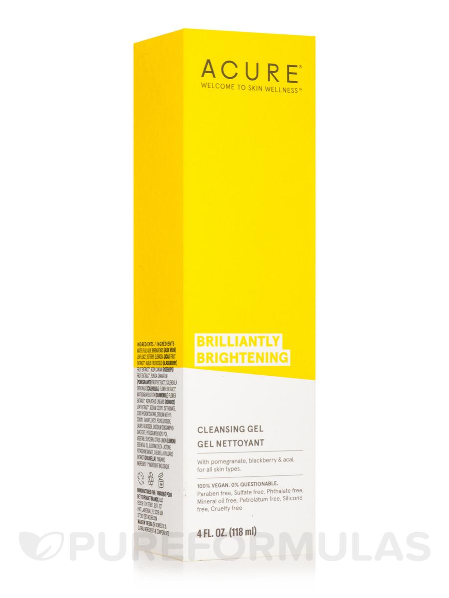 Brilliantly Brightening Cleansing Gel - 4 fl. oz (118 ml)