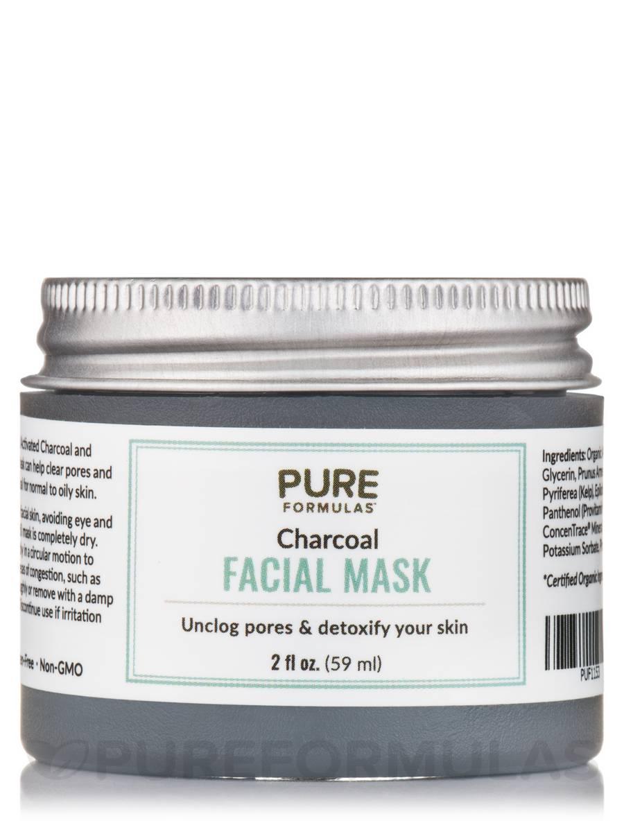 Charcoal Facial Mask - 2 fl. oz (59 ml)