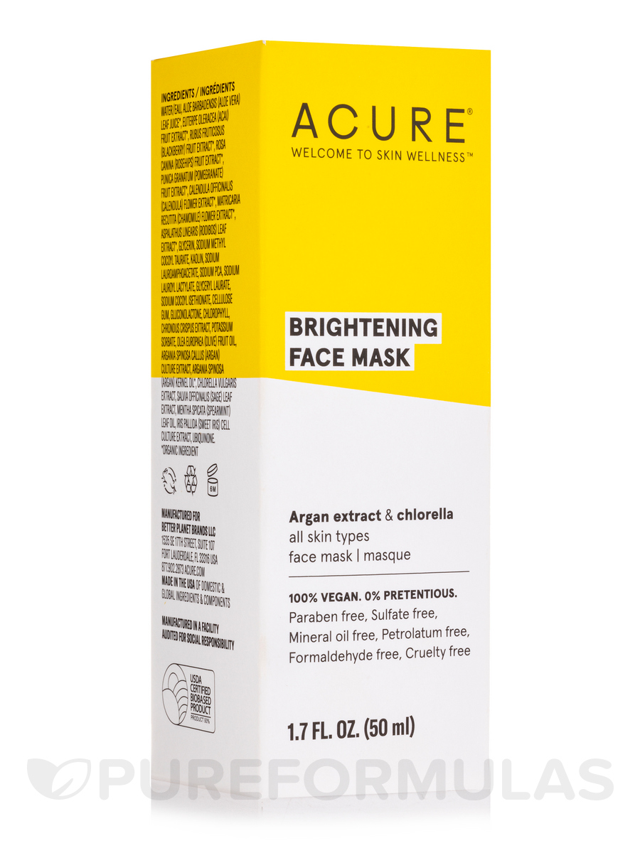 Brightening Face Mask - 1.7 fl. oz (50 ml)