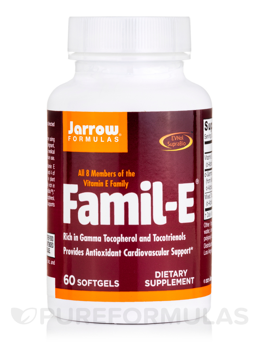 Famil-E - 60 Softgels