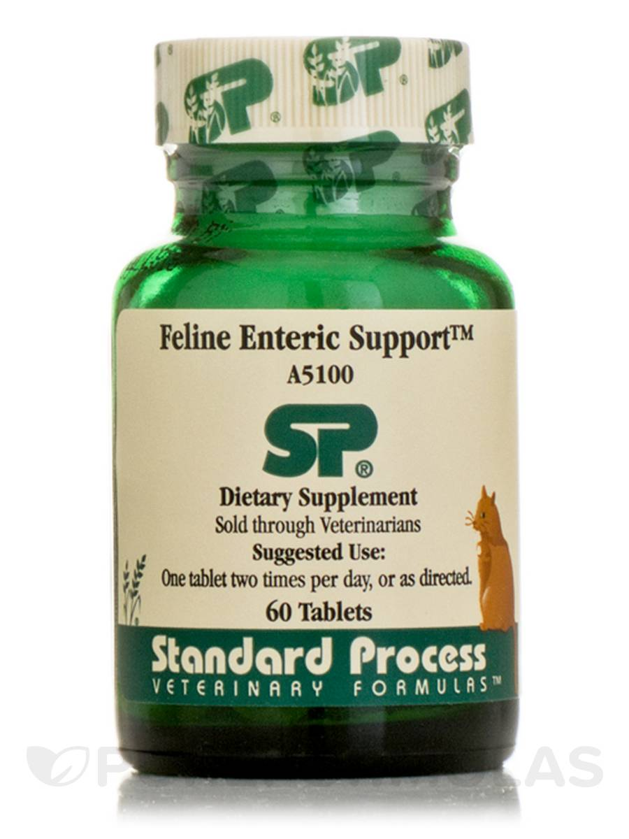 Feline Enteric Support - 60 Tablets