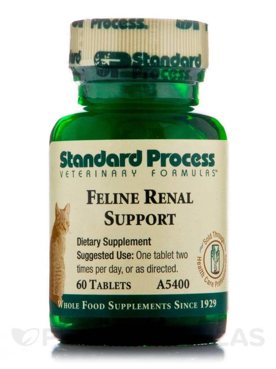 Feline Renal Support - 60 Tablets