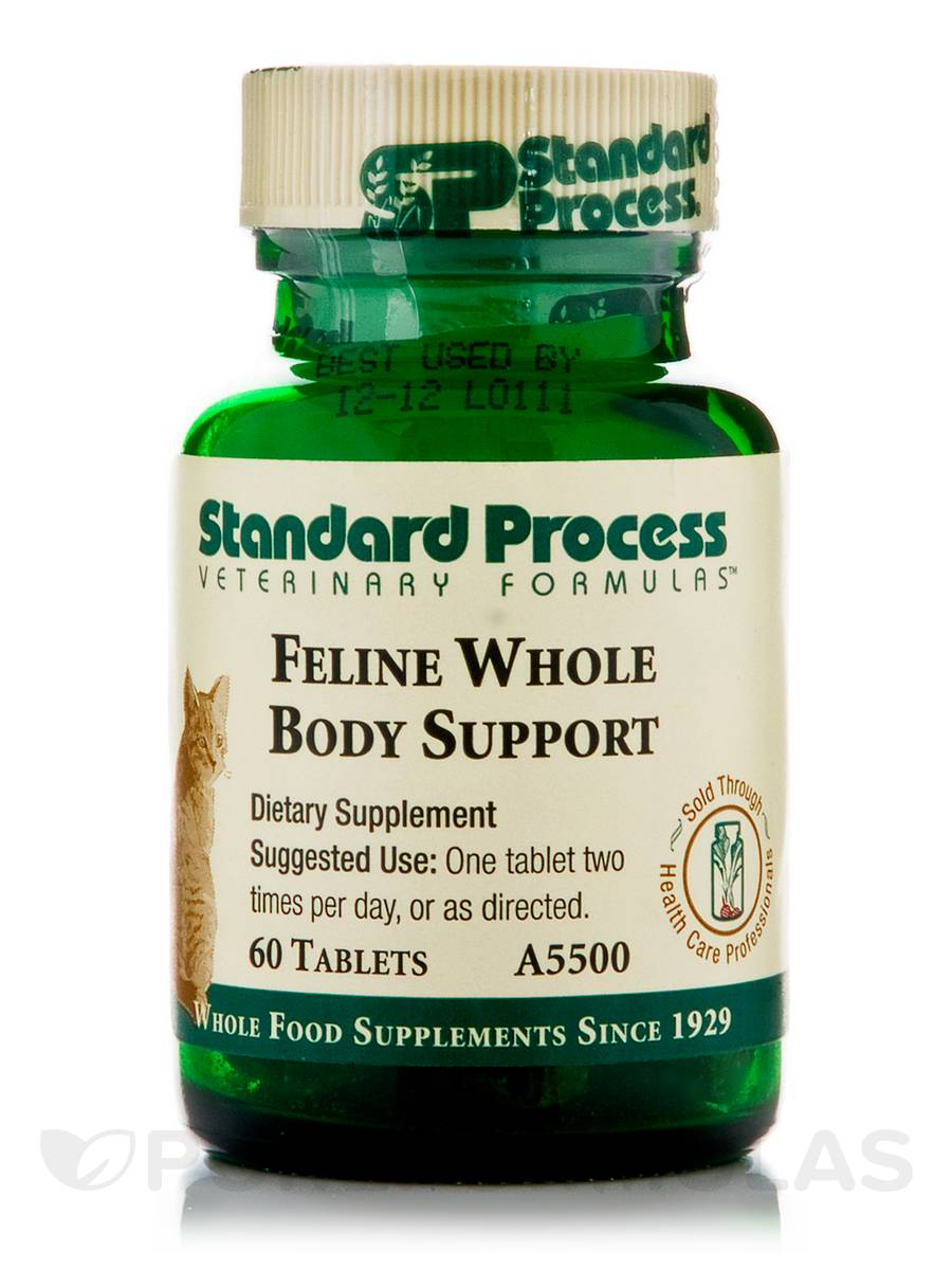 Feline Whole Body Support - 60 Tablets