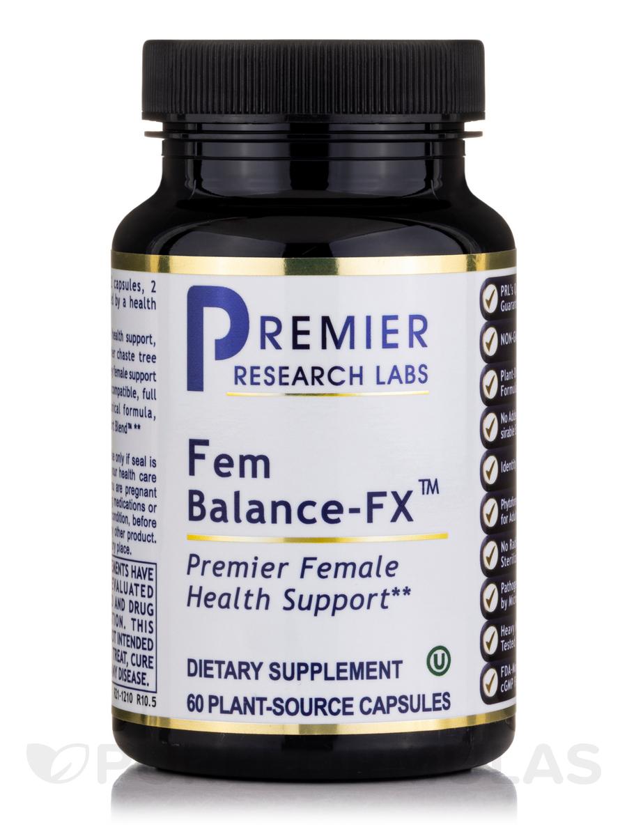 Fem Balance-FX™ - 60 Vegetarian Capsules