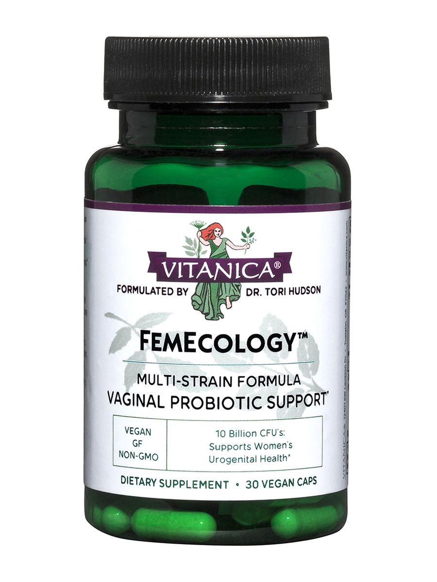 FemEcology - 30 Vegetarian Capsules