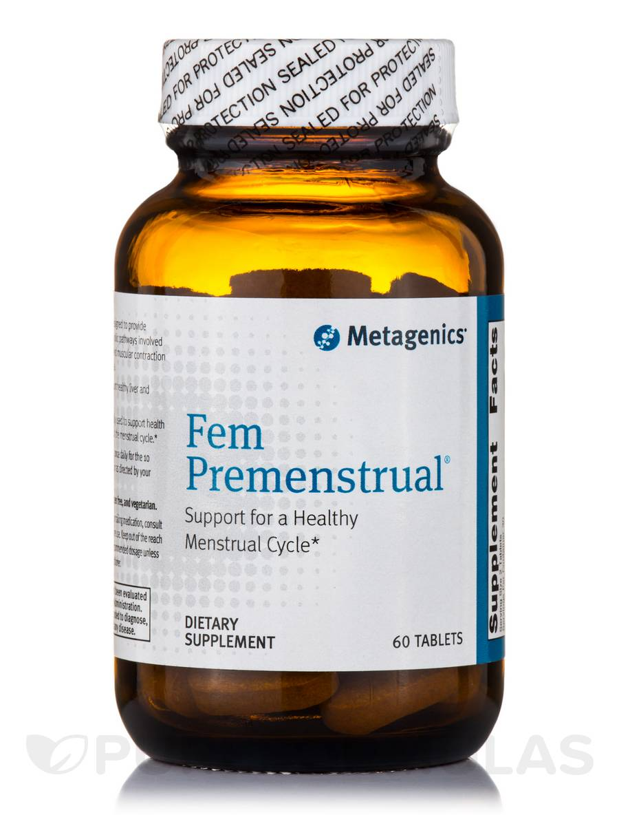 Fem Premenstrual - 60 Tablets